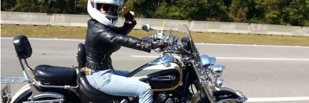 Qual a melhor moto para estrada?
