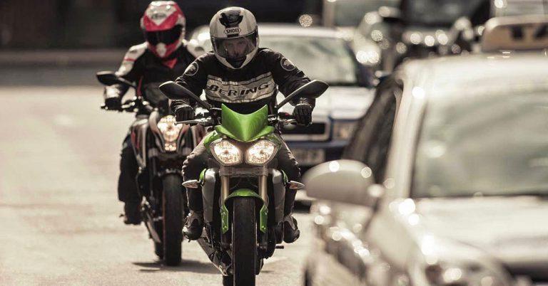 O trânsito e os motociclistas: porquês e respostas.