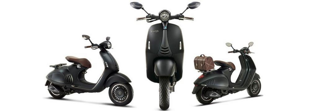 Qual a melhor moto vespa?