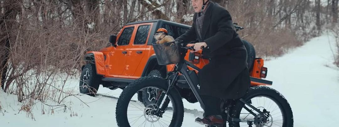 Bicicleta Elétrica: Já Pensou Rodar 64km Com Uma Única Carga?