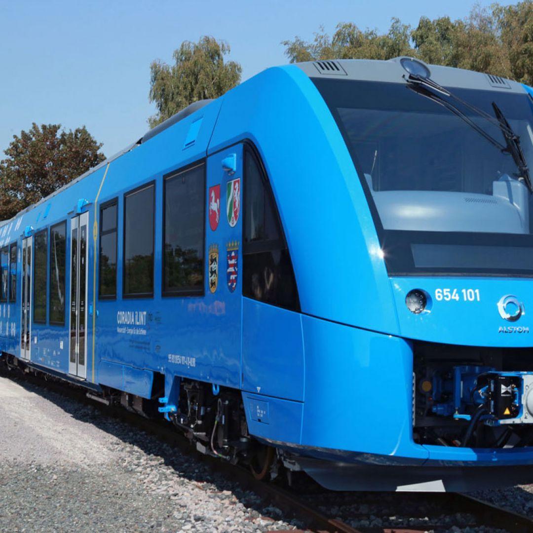 Novo Trem Movido a Hidrogênio, o Futuro Chegou!
