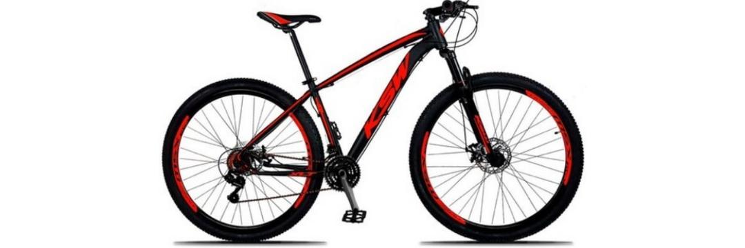 Bicicleta KSW é boa?
