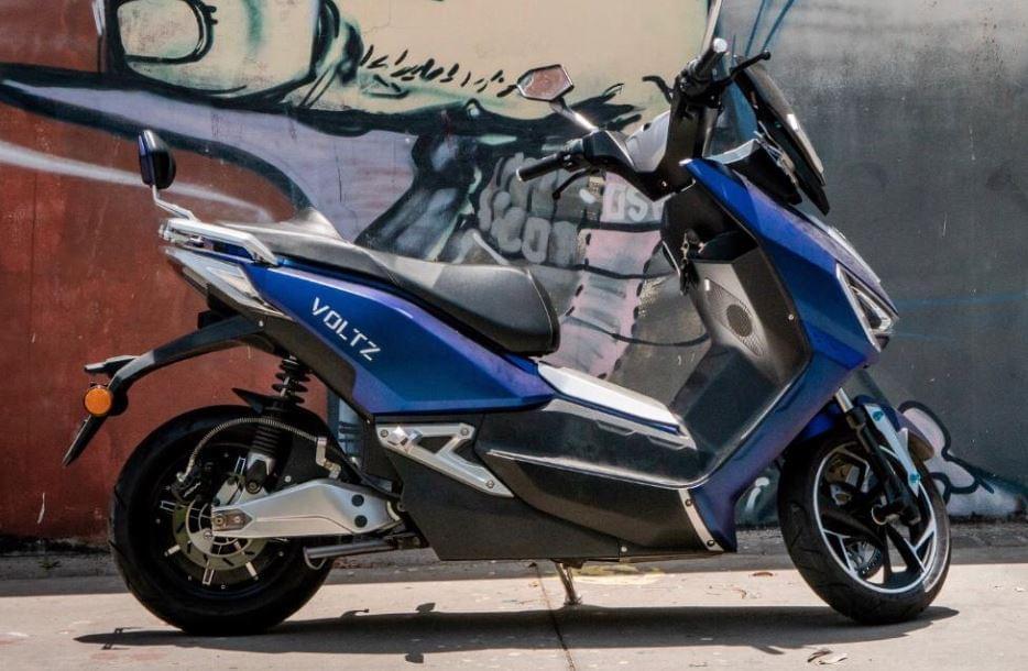 Scooters: Voltz Lançará Modelo Elétrico Por Menos de R$10.000