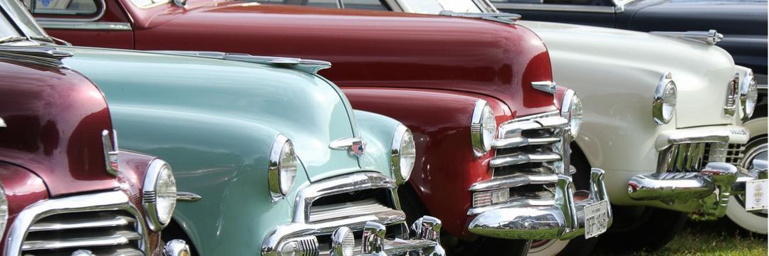 Você coleciona carros antigos? Vamos trocar uma ideia?
