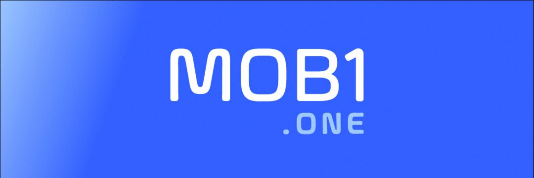 MOB1.CLUB: Quem Somos