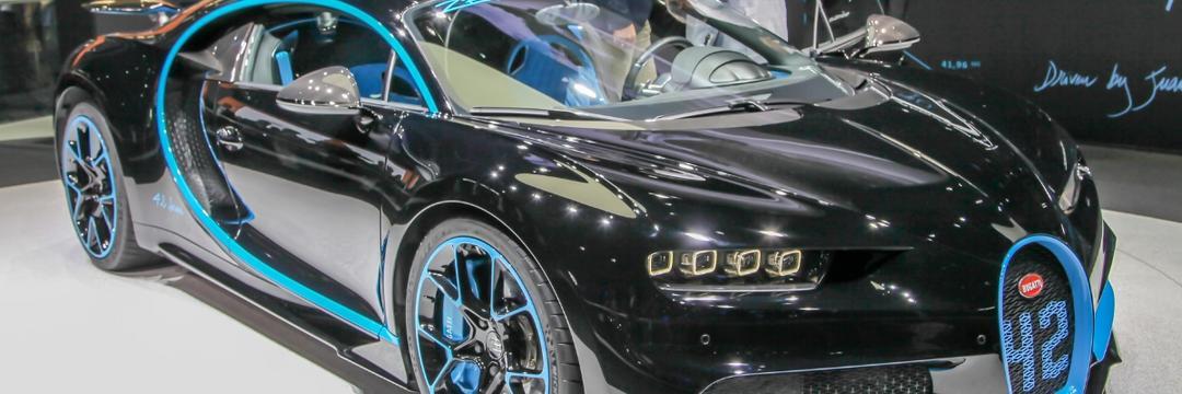 Carros mais Rápidos do Mundo