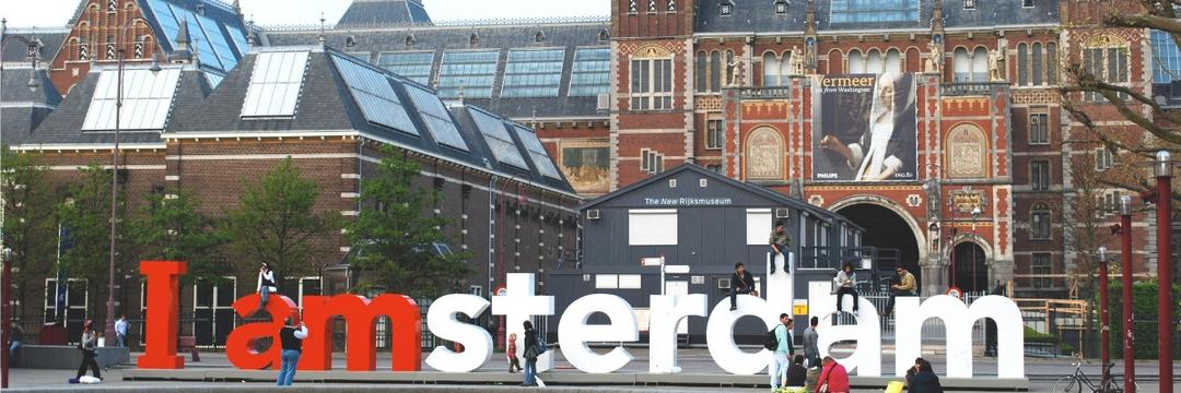 Amsterdã e a Mobilidade Urbana