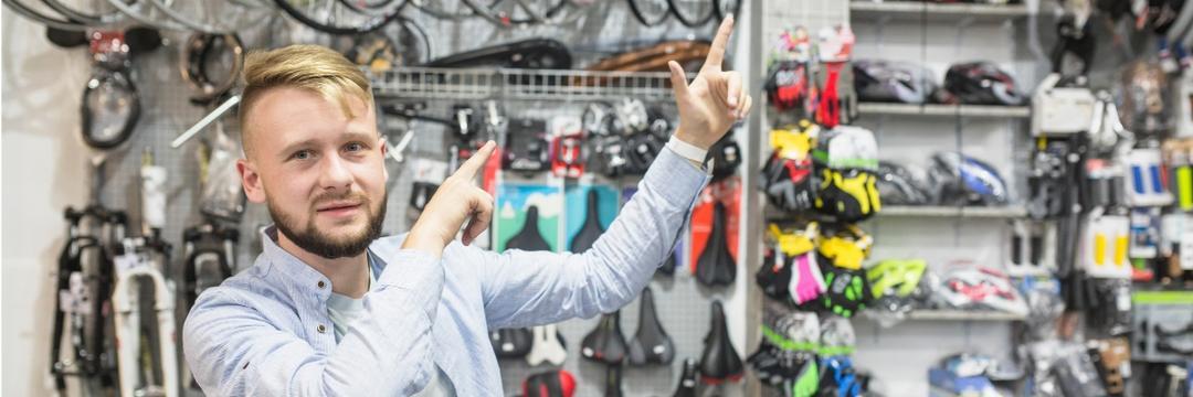 Quais os melhores sites para comprar peças de bicicleta?