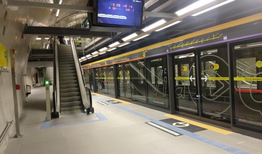 SPTrans cria nova linha  Estação São Paulo -Morumbi