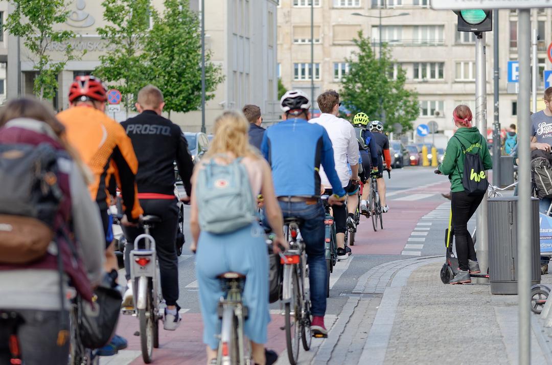 Porque Estamos Utilizando Cada Vez Mais Bicicletas?