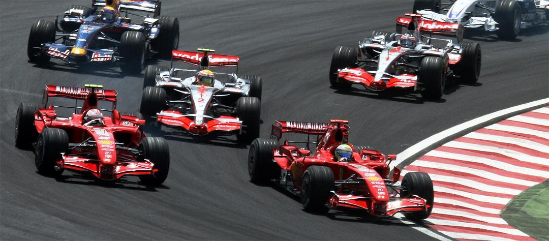 Novas tecnologias na Fórmula 1