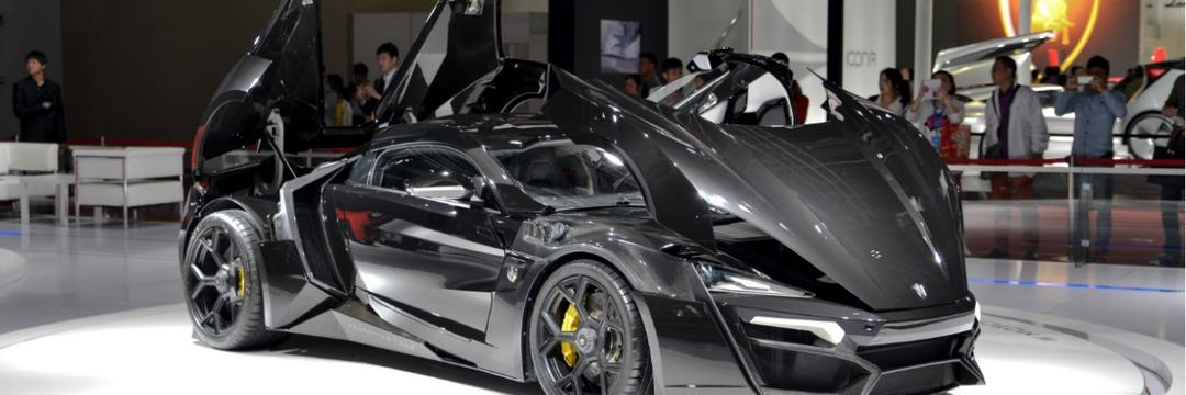 Conhece os carros mais caros do mundo?