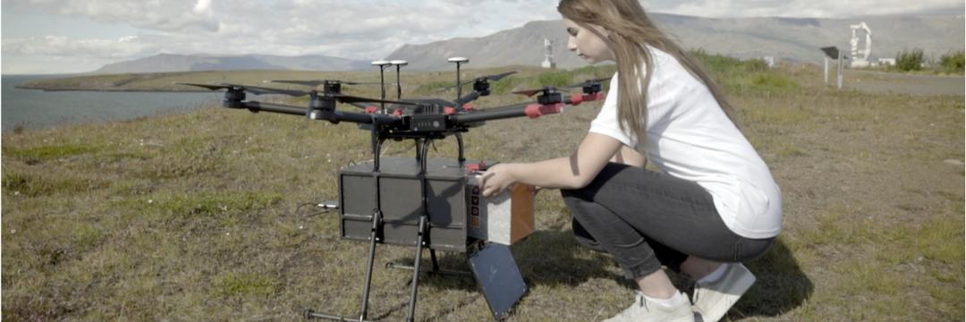 Drones: O Futuro das Entregas e até da Polícia.