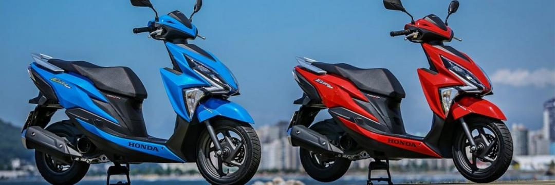 Lançamentos: conheça as motos Honda 2019