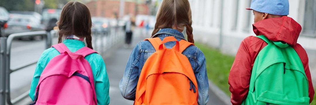 Mobilidade Ativa: A Pé para Escola