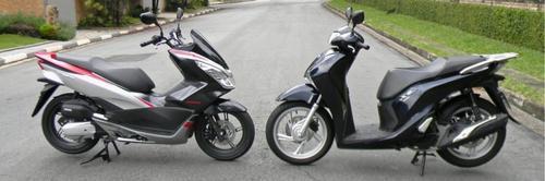 Moto ou Scooter, elas não são iguais?