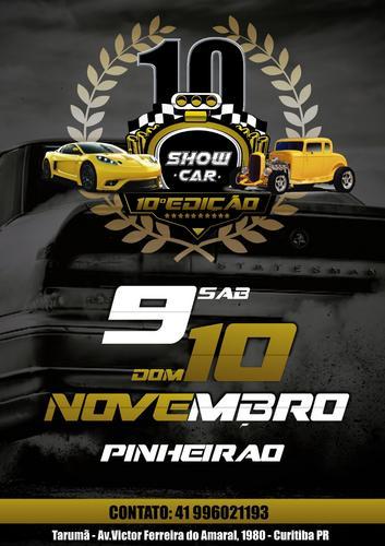 Curitiba Show Car - 10 Edição