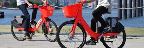 Bicicletas Elétricas JUMP, você usaria?