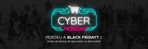 Cyber Monday: as promoções continuam!