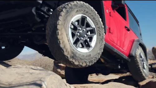 Jeep® Celebra a Sua História em Comemoração ao dia 4x4