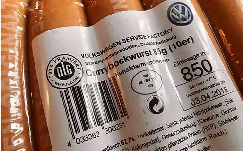 Volkswagen Vende Mais Salsichas do Que Carros