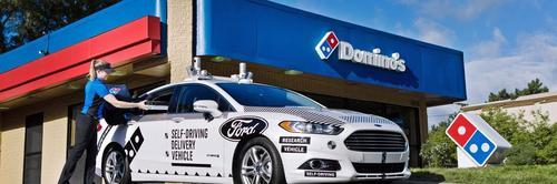 Carro autônomo, o futuro da entrega delivery! 🚗