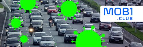 Coronavírus: Como a Pandemia Afeta o Trânsito e a Mobilidade Urbana