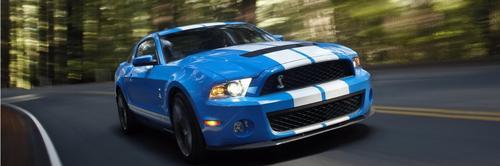 Os 4 Mustang mais bonitos de todos os tempos