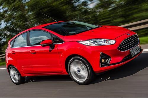 Ford Encerra Produção do Fiesta no Brasil