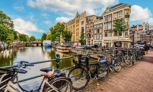 Mobilidade Urbana em Amsterdam