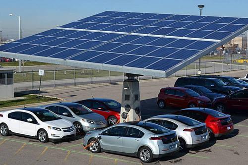 Carros Com Energia Solar