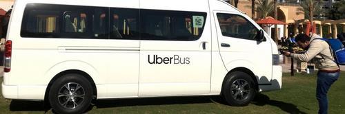 Você usaria o Uber Bus?