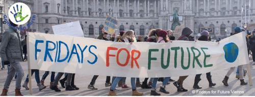 FRIDAYS FOR FUTURE - Greve mundial para o clima