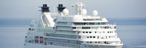 Já pensou em viajar de navio?
