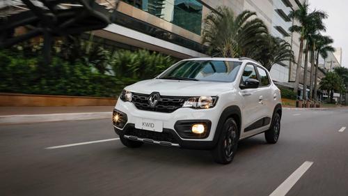 Renault Kwid Outsider: Confira as novidades!