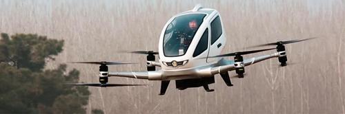 5 sinais que o futuro do transporte está nos céus
