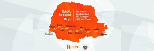 Copel Eletrovia, ligando o Paraná de leste a oeste