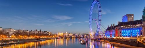 Londres, uma verdadeira Smartcity!