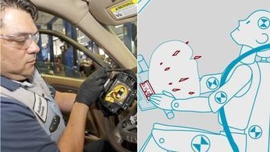Carros: Airbag Causa Morte de Motorista Após Ser Ativado