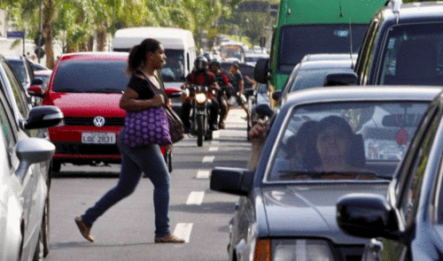 Entenda Mais Sobre o Conceito de Motos e Pedestres nas Grandes Cidades